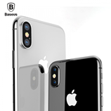 Ultra Thin Dirt Resistant Soft Silicon iPhone X Case